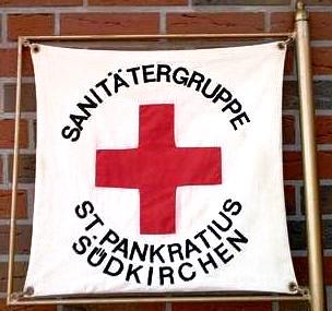 Schützenverein Schützenbruderschaft St. Pankratius Südkirchen - Sanitäter