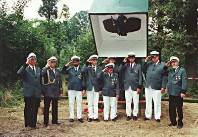 Schützenverein Schützenbruderschaft St. Pankratius Südkirchen - Schießgruppe 1994